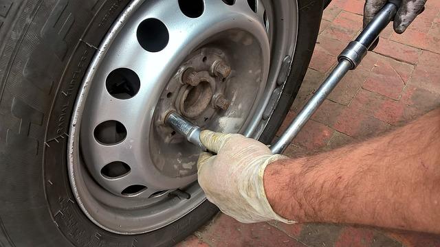 タイヤ交換工具