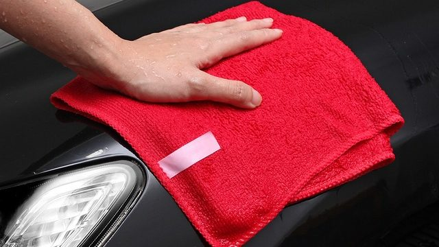 洗車の心得