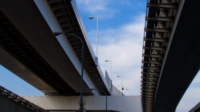 高速道路どっちが上りで下り?